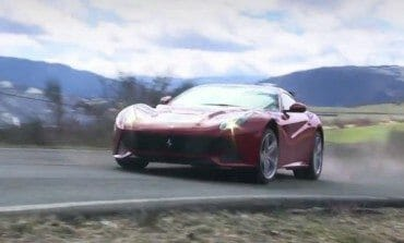 Ferrari F12 vs Lamborghini Aventador vs Aston Martin Vanquish - EVO review