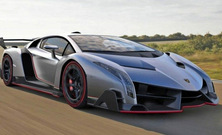 Could this be the new Lamborghini?