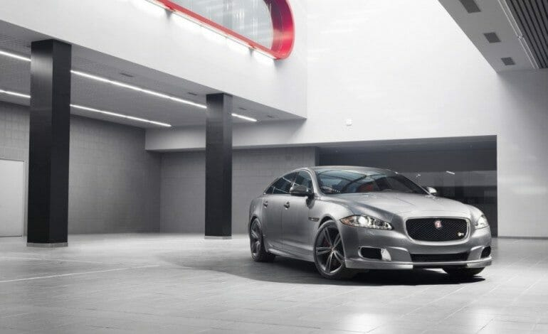 Global Debut of 2013 Jaguar XJR