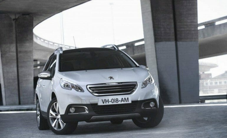 The New Peugeot 2008