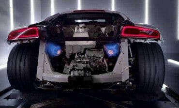 Audi displays the might of the R8 V10 plus in their latest advert