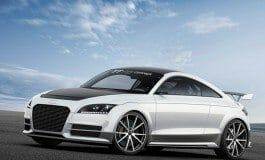 Audi's TT ultra quattro Track Monster Concept