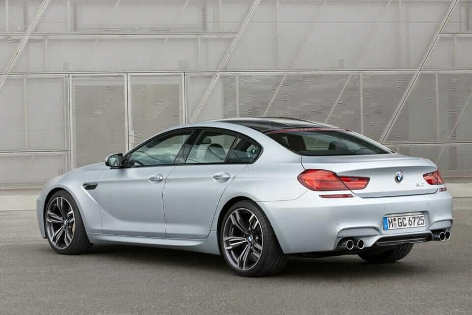 BMW M6 Gran Coupe 2