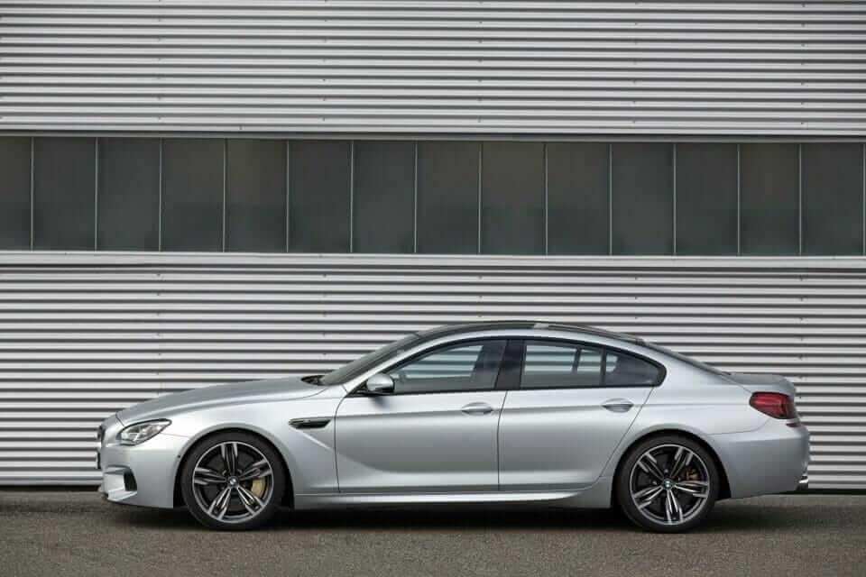 BMW M6 Gran Coupe 4