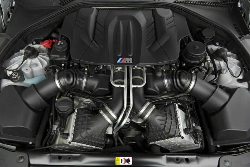 BMW M6 Gran Coupe 6