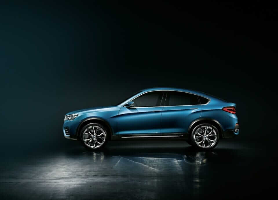 BMW X4 Concept - 3