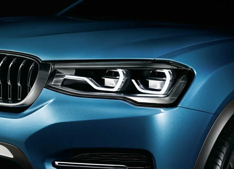 BMW X4 Concept - 6
