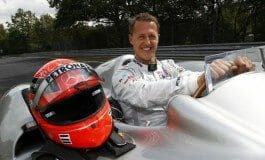Michael Schumacher to drive 2011 Formula 1 Silver Arrow on Nürburgring Nordschleife