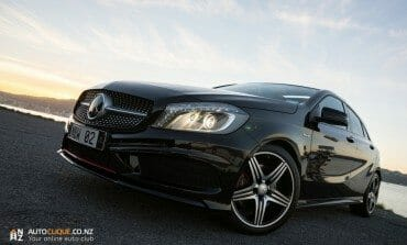2013 Mercedes-Benz A250 Sport - Car Review - The German's New Hot Hatch