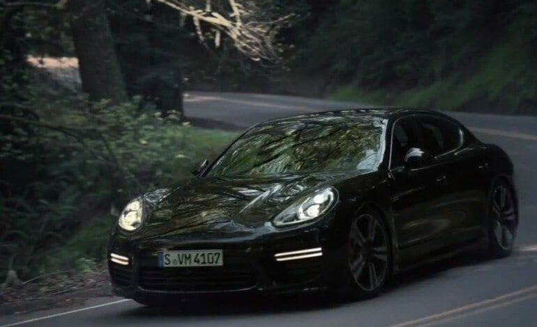 The New Panamera – a Porsche for everyday ?