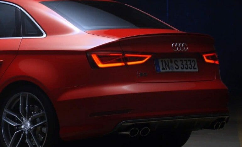 Audi's S3 Limousine……hang on the S3 what !!!!