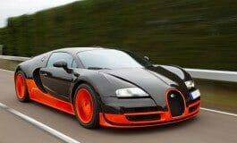 "Bugatti Veyron Super Sport ""World's Fastest"" again....."