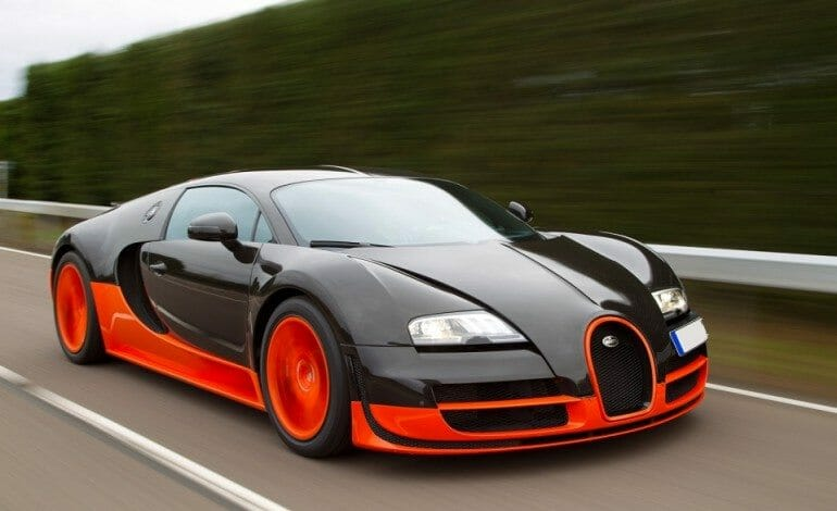 "Bugatti Veyron SS no longer ""World's Fastest"""