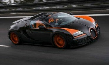 EVO joins Bugatti for the Grand Sport Vitesse World Record Run