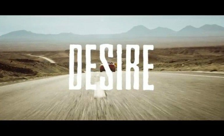 Jaguar F-TYPE presents short film – Desire