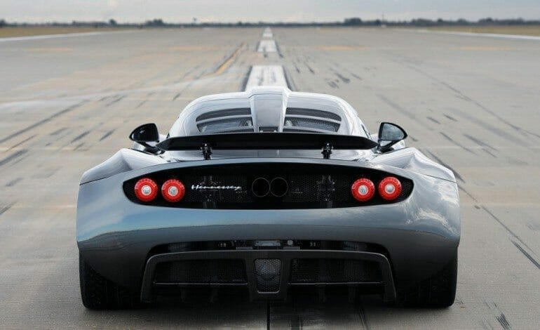 Hennessey thinks they have the world's fastest production car …………… We are not so sure.