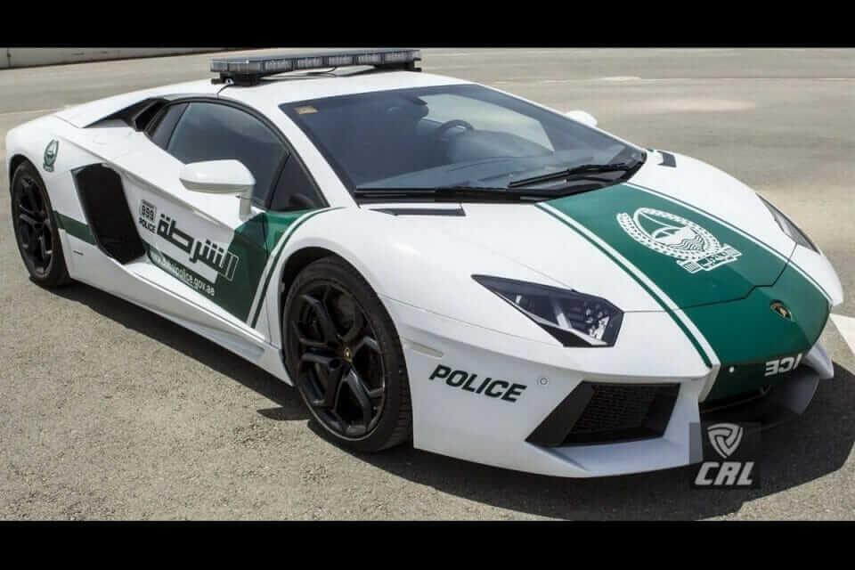 policeLambo01