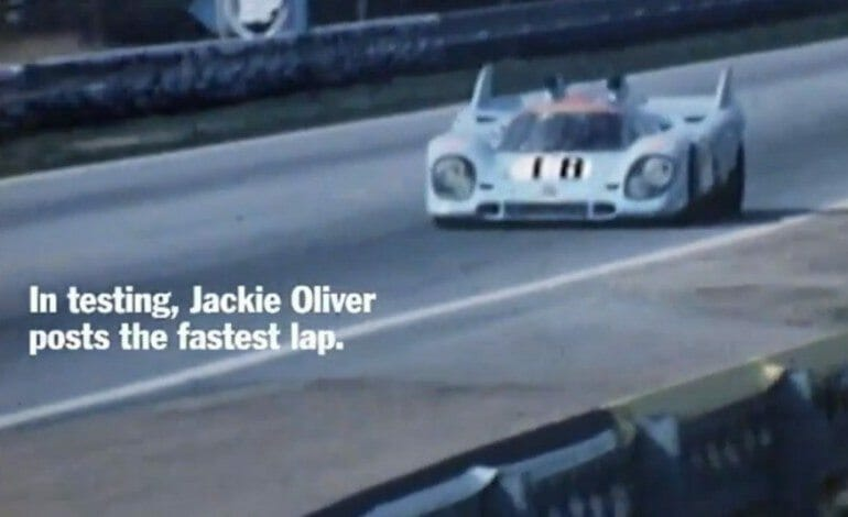 Porsche in Le Mans 1971: The race of records