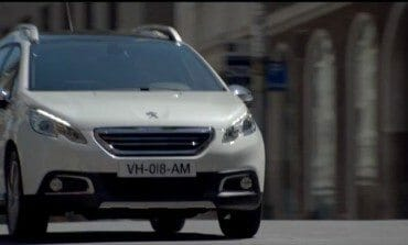 Peugeot 2008, the new urban crossover