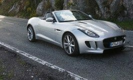 Jaguar F-Type's NZ pricing .... wow, really !!!