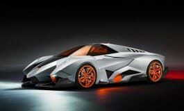 Lamborghini Designers have been watching a lot of the new Transformer Movies.