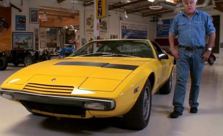 1975 Maserati Khamsin – Jay Leno's Garage