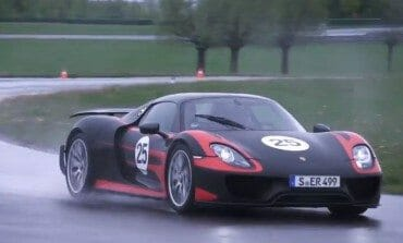 Driving the 887hp Porsche 918 Spyder - Chris Harris on Cars
