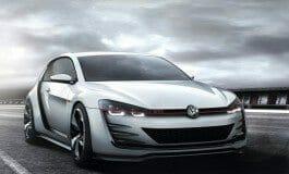 VW's Design Vision GTI Concept