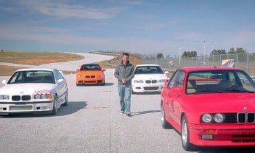 Ignition - All 4 Gen M3's (E30, E36, E46, E92) at The Track!