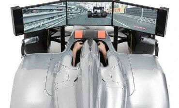 The House hold F1 Simulator for one easy payment of $166,000