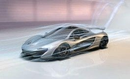 Mclaren P1 - Designed by air interactive experience