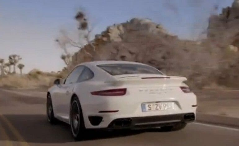 Porsche 911 Turbo – first exclusive look.