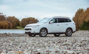 2013 Mitsubishi Outlander VRX - Car Review