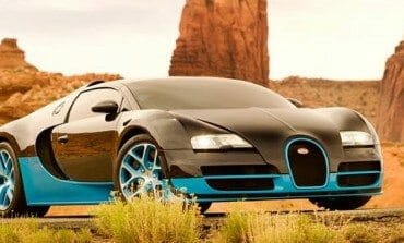 Roll out in style, Bugatti Veyron joins the Autobots