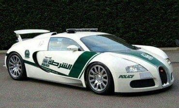 Dubai Police Departments High Speed Pursuit Collection