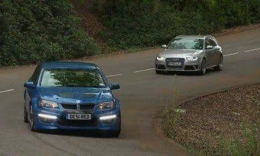 Vauxhall VXR8 Tourer vs Audi RS4 Avant - AutoCar