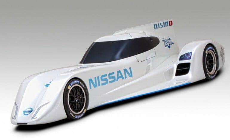 Nissan Unveils Le Mans Prototype Plans
