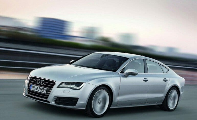Hydrogen Powered A7 is Audi's next step in Fuel Cell Technology