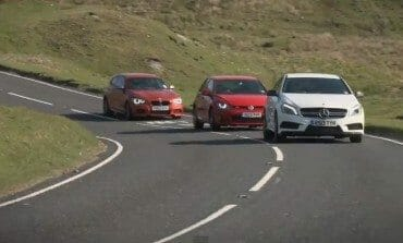 AutoCar's Hot Hatch Shoot Out
