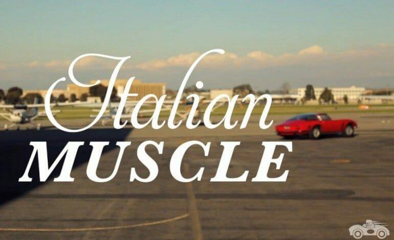 Iso Grifo Italian Muscle – Petrolicious