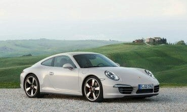 Porsche celebrates 50 years of the 911 with exclusive limited edition model