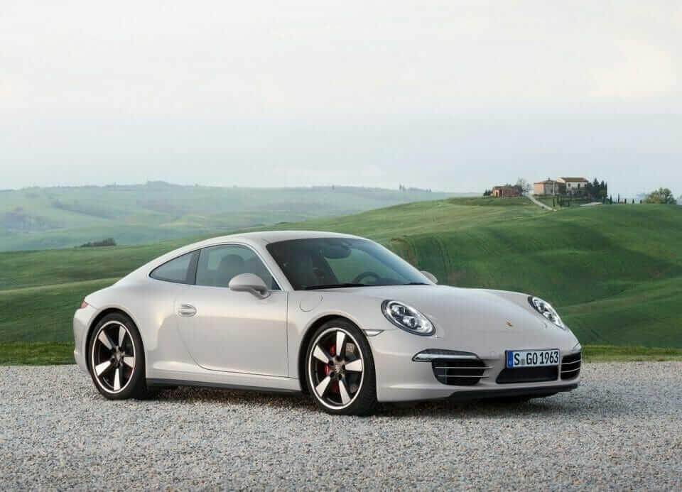 Porsche 911 50 Years Edition 2013 1