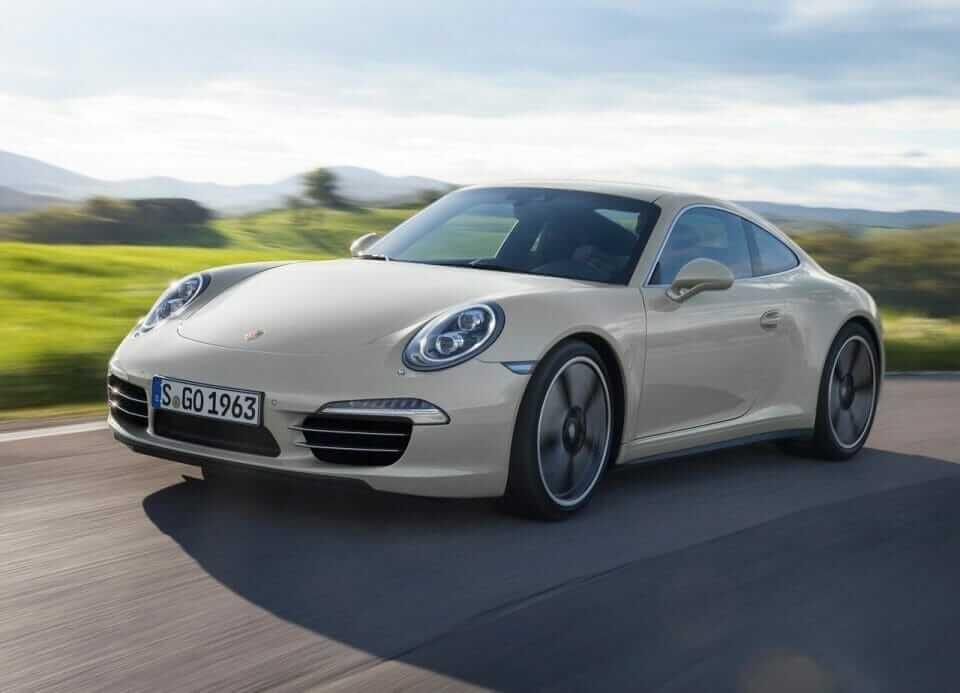 Porsche 911 50 Years Edition 2013 2