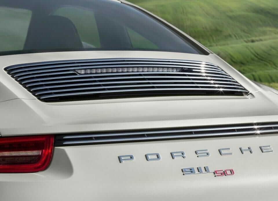 Porsche 911 50 Years Edition 2013 4