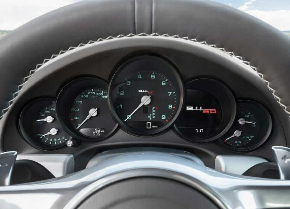 Porsche 911 50 Years Edition 2013 7