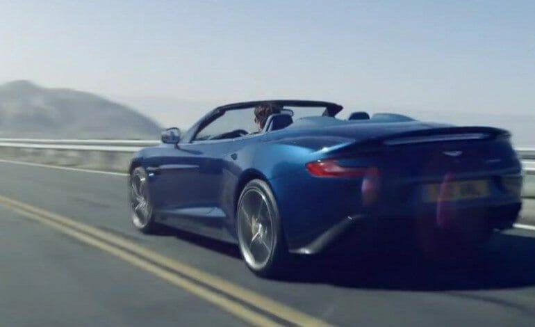 The Aston Martin Vanquish Volante is here