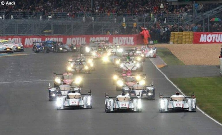 Another Victory for Audi as They Win Their Twelfth Le Mans 24 Hours Title