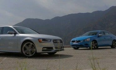 Motor Trend puts the New Audi S4 AWD Head 2 Head with the New Volvo S60 T6 AWD R-Design!