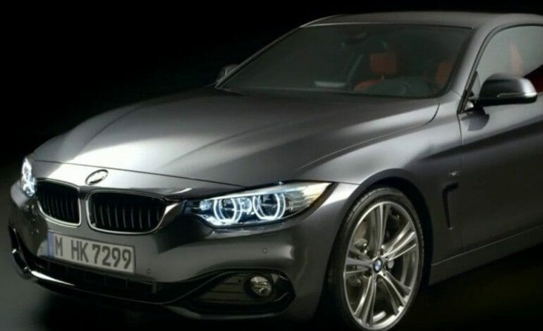 Insight into The Idea and Desing behind the BMW 4 Series Coupé