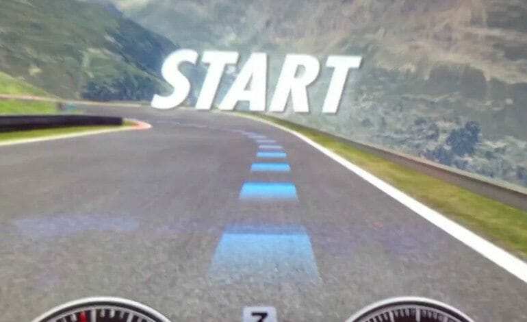 First look at Gran Turismo 6 in game footage – Matterhorn Circuit, Audi S1 Quattro